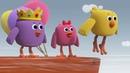 Ми-ми-мишки - Путешествие Цыпы - мультфильмы для детей Серия 88