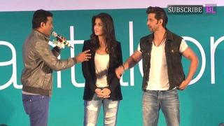 Hrithik Roshan & Katrina Kaif Unveiled Pantaloon Collection For Movie Bang Bang
