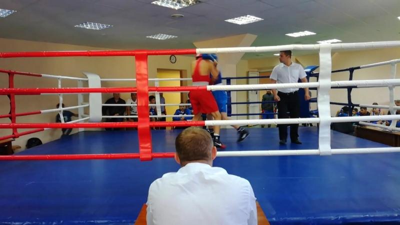 Открытый ринг п.г.т Лотошино Московская область.