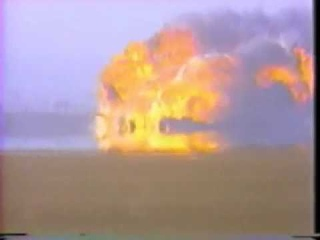 Controlled Impact Demonstration Aircraft Crash Test