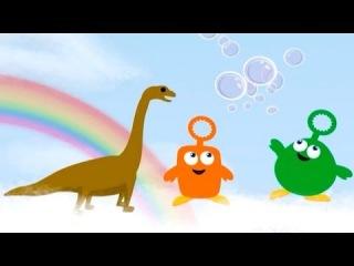 Мыльные Пузырьки - мультфильмы для детей от года - мультик 8