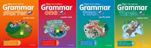 Grammar Starter Student's Book with