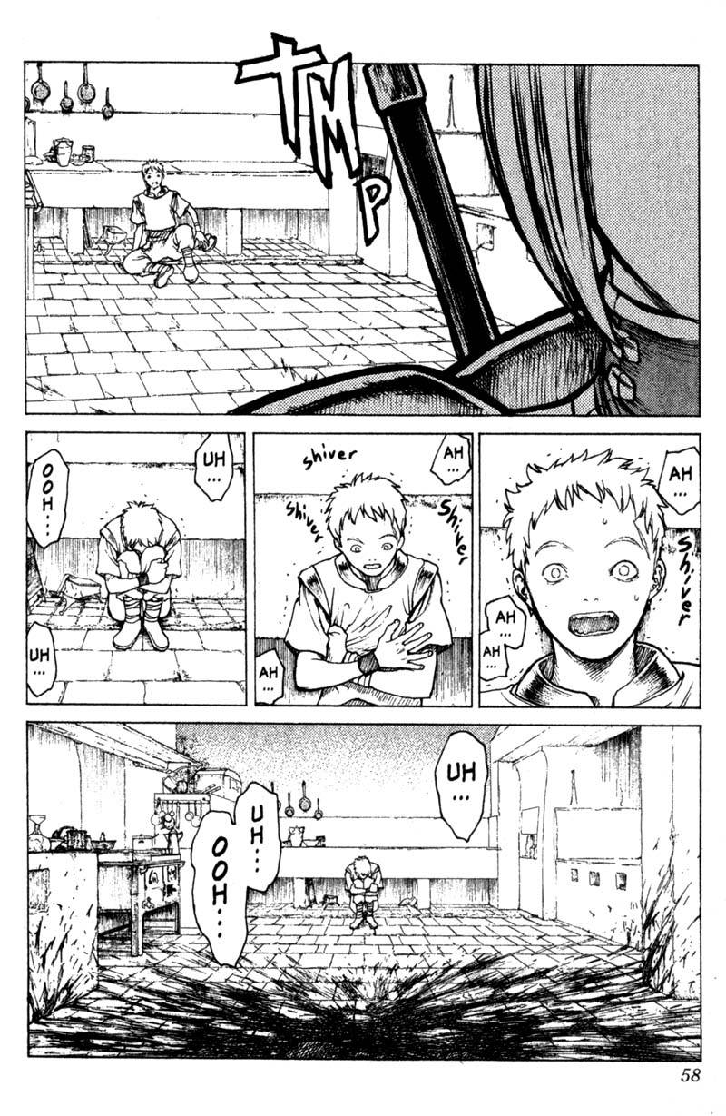 Claymore, Chapter 1, image #57