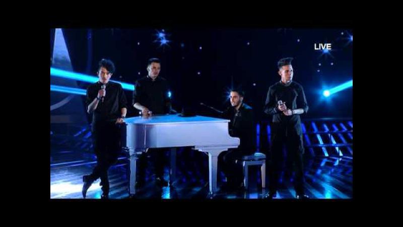 X Roads - Grenade - X Factor Albania 4 (Netet LIVE)