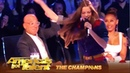 Courtney Hadwin Shy Rocker Girl Is Back With SHOCKING Performance Americas Got Talent Champions