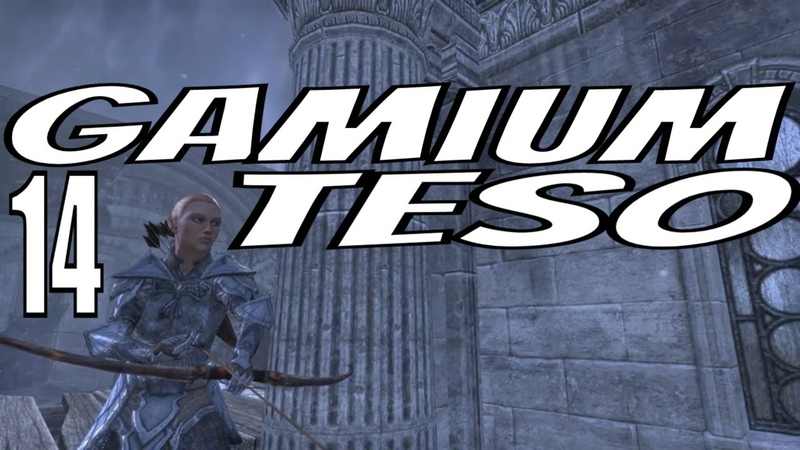 TESO 14 Imperial City gamium pc mmo rpg gaming