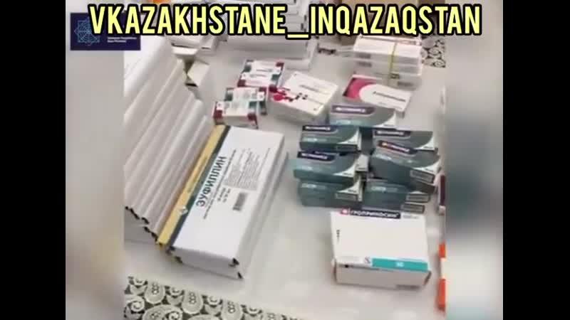 В квартире Актобе нашли лекарств на сумму свыше 1 млн тенге