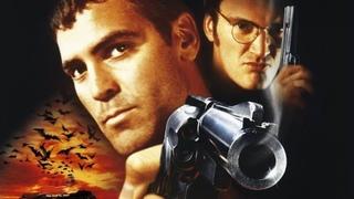 От заката до рассвета (1996) ужасы, фэнтези, триллер, комедия (HD-720p) MVO Джордж Клуни, Харви Кейтель, Квентин Тарантино, Д...