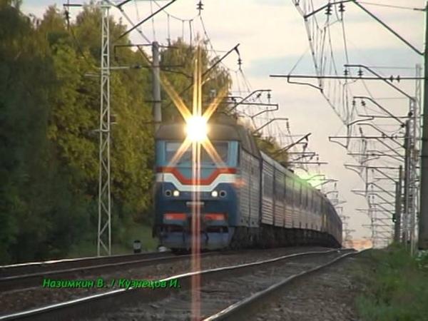 №602/601 Москва - Рыбинск - единственный ПДС Савелочки (2007)
