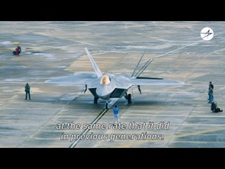 Building the Future of Air Power: The F-22 Raptor
