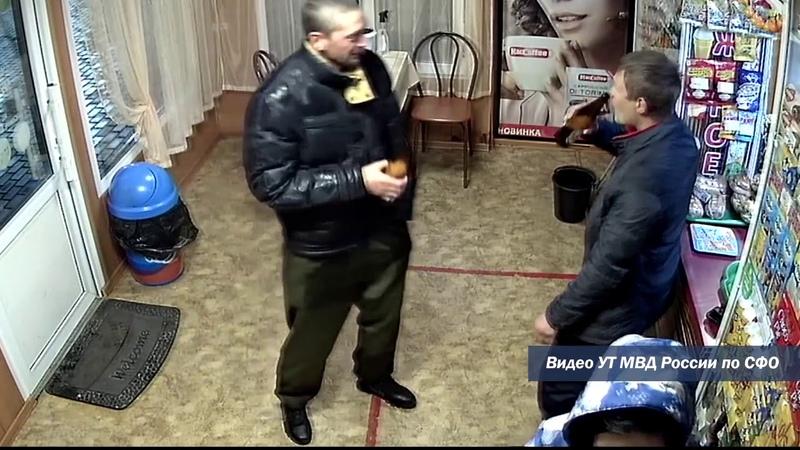 Судимый 11 раз мужчина задержан транспортными полицейским Татарска за грабеж