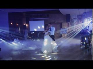 Ti Amo - прекрасный свадебный вальс в исполнении наших ребят, Ефим и Александра