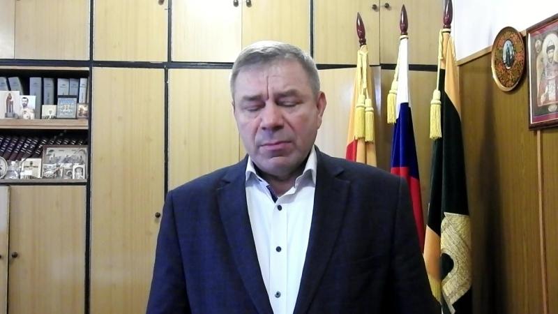 К Г Ильин комментирует запуск в работу новой скважины водозабора