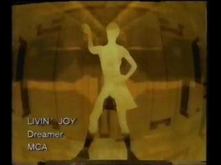 Livin Joy - Dreamer (1 Version) MUVI VHS 1994