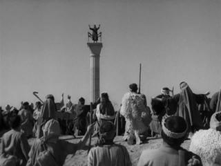 """Симеон столпник"" //1965, драма// Луис Бунюэль"