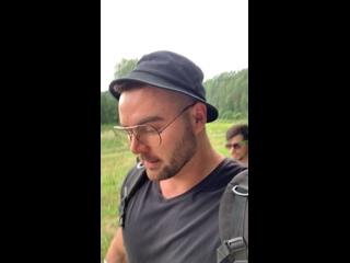 Видео от Аркадия Олина