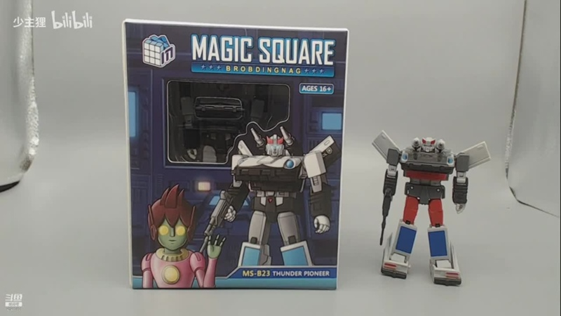 Magic Square Toys(MS Toys) - MS-B23 Thunder pioneer(Legends class Prowl)