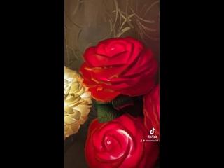Торшер «Пион» и торшер « Роза»
