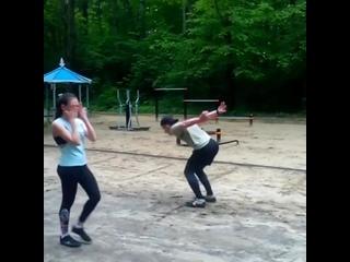 Проект «Тренируйся дома». Легкая атлетика. Видео 154