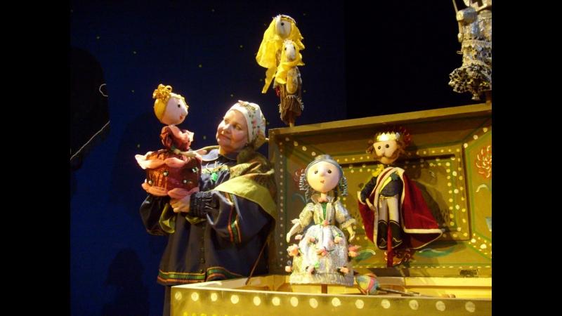 Ночь искусств трансляция спектакля Сказки нянюшки Арины