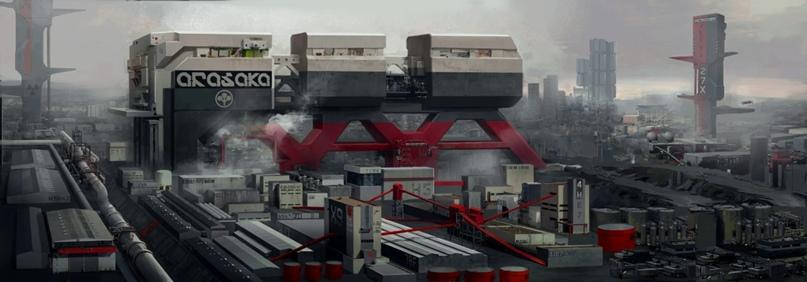 Страсти по «Киберпанку»: каким на самом деле будет мир в 2077-м году, изображение №9