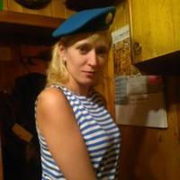 Личная фотография Вики Марковой