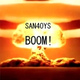 San4oys - Boom!