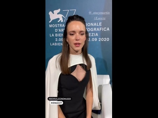 VFF 2020 Stacy Martin