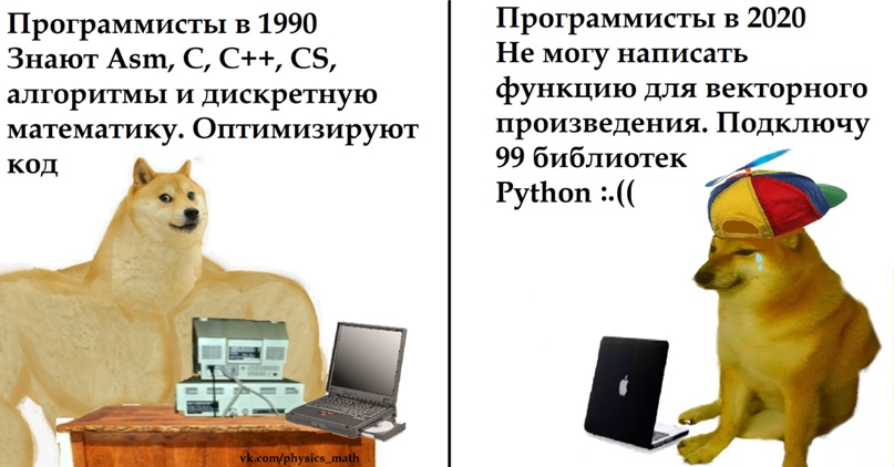 Теоретический минимум для программиста