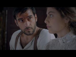 """История Андреа Балле из сериала """"Титаник: Кровь и Сталь"""""""
