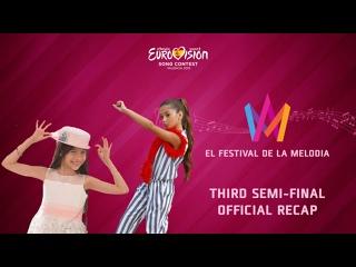 Otherwise Eurovision Song Contest 🎵 Season 8 🎵 Third Semi-Final Official Recap