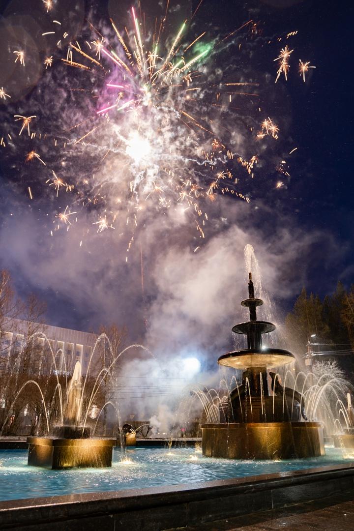 Солёные брызги ухтинского фонтана, изображение №3