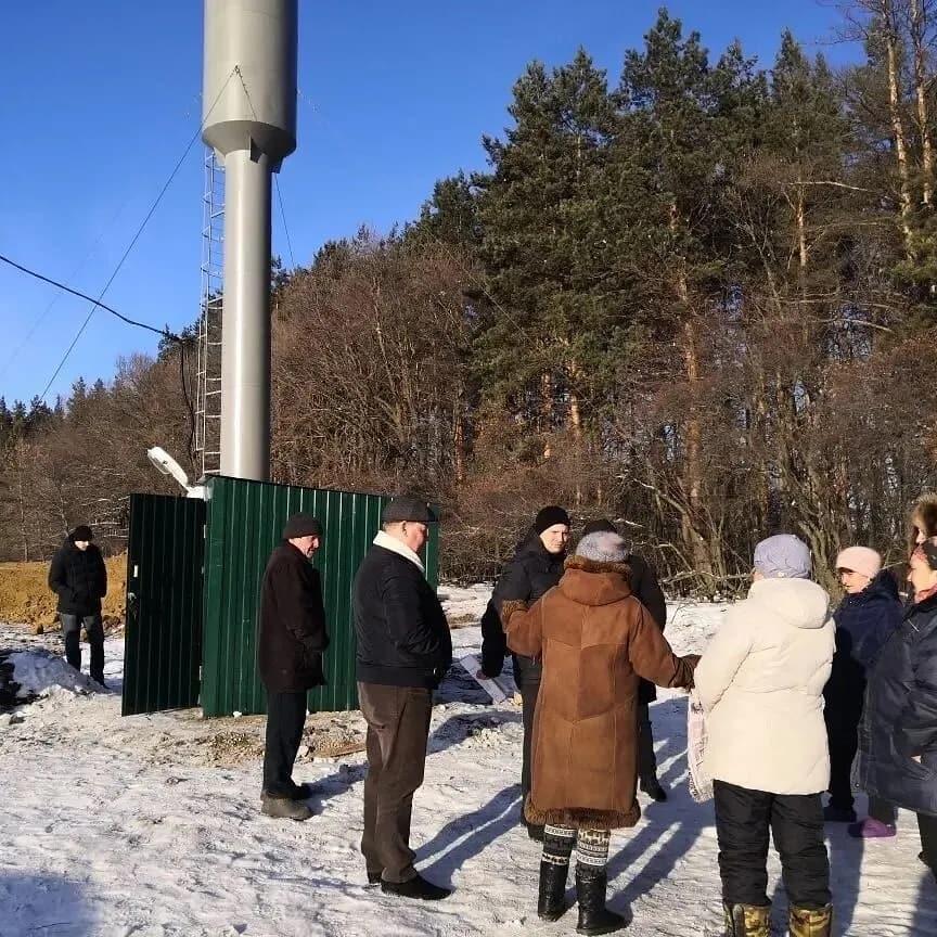 В микрорайоне посёлка Северный города Петровска завершены работы в рамках проекта инициативного бюджетирования