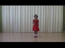 Виолетта Кудрина, 6 лет, ДИПЛОМ 1 степени