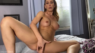 Big Tit Milf Solo Masturbation
