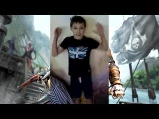Федя флексит фотками под тему Киры Йошикаге