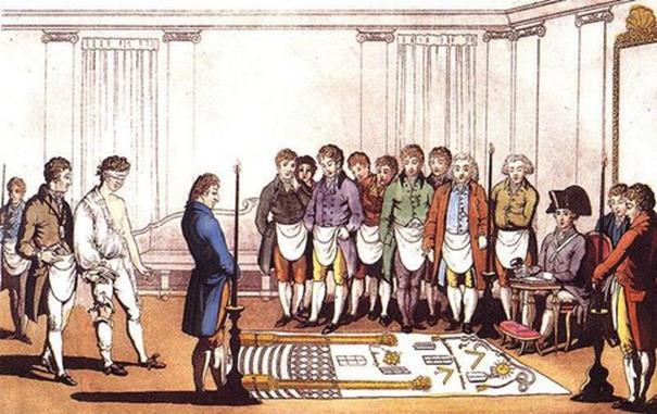 Масонство, бойскауты и Орден Стрелы (С. М. Эдкинс), изображение №9