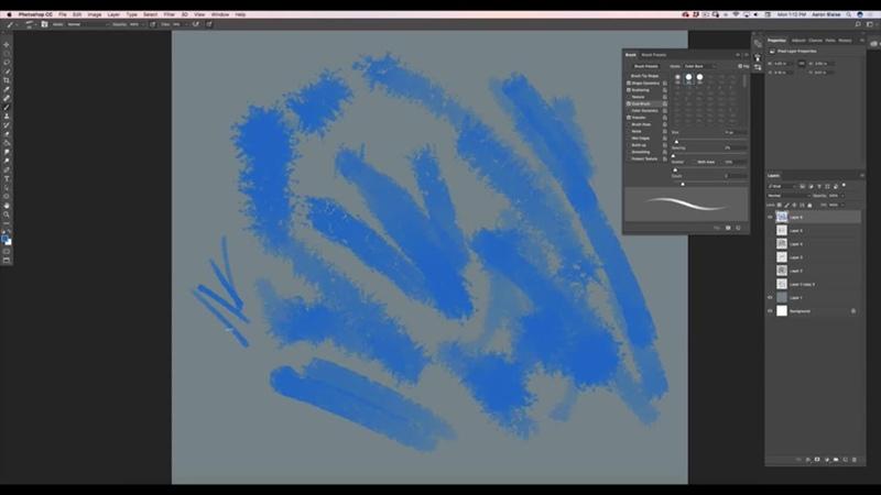05 Creating Brushes
