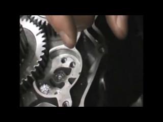 Ремонт мотоцикла IRBIS TTR 250. Ремонт двигателя 166 FMM. Установка масляного насоса