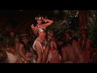 Beautiful Jacqueline Obradors performing exotic