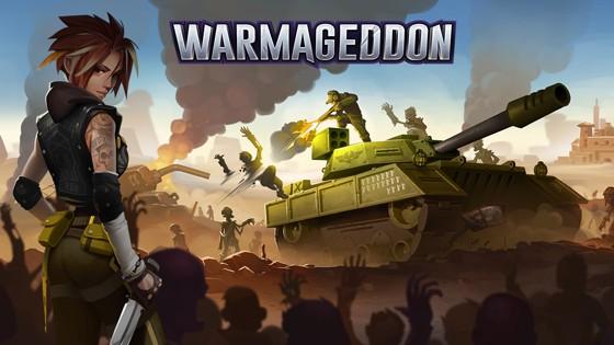Warmageddon - танки, зомби, два ствола