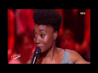 The Voice  Ann-Shirley_[Marcel]_Christophe_Mae