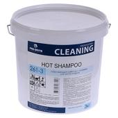 261 HOT SHAMPOO  (Хот шампу). Отбеливающий шампунь с энзимами для чистки ковров.