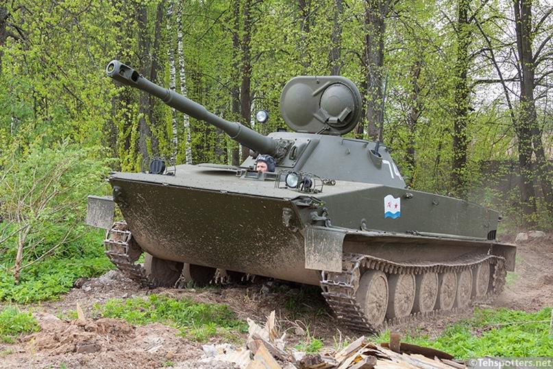ТАНК ПТ-76, изображение №1