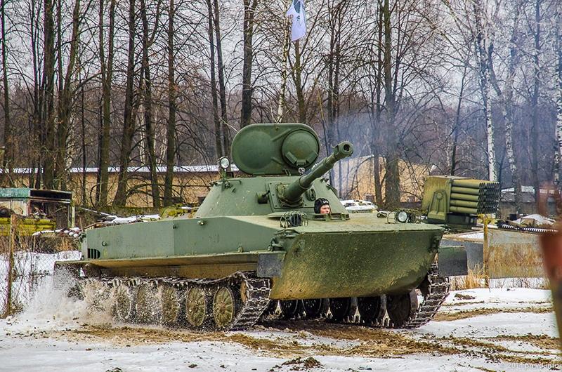 ТАНК ПТ-76, изображение №2