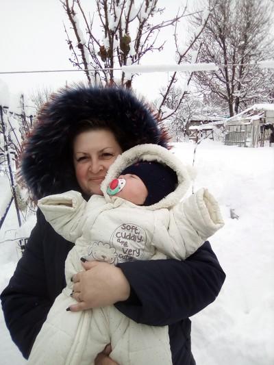 Иришка Резниченко, Луганск