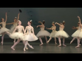 Jewels [by George Balanchine] - Bayerischen Staatsballett, Nationaltheater München