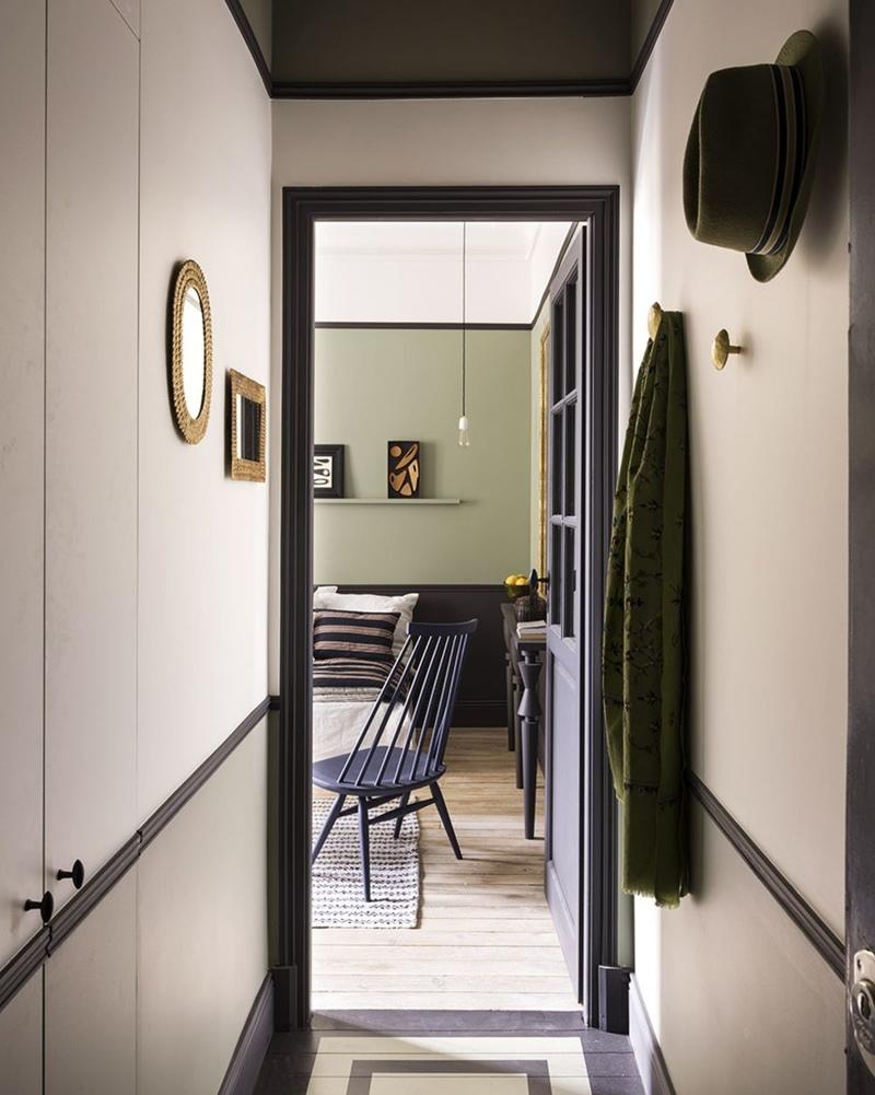 Маленькая квартира-студия 18 м в Париже.