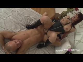 Nikky Hunter и смена ролей в сексе #секс #порно #страпон #sex #porn #strapon