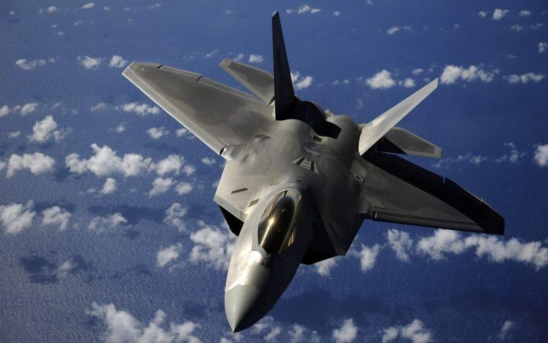 ИСТРЕБИТЕЛЬ ПЯТОГО ПОКОЛЕНИЯ F-22 RAPTOR, изображение №6